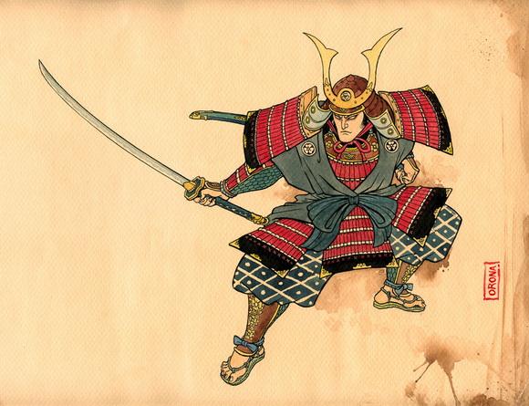 samurai re